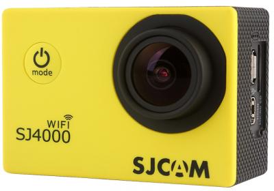Экшн камера SJCAM SJ4000 – сними свои тренировки и спаринги!